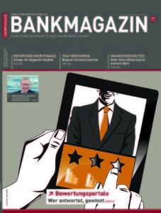 Bankmagazin Titelbild 6-2013
