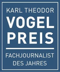 Logo Fachjournalist des Jahres